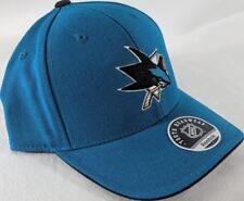 815cac195 LZ Reebok Youth One Size Fits All San Jose Sharks NHL Baseball Hat Cap NEW  E48