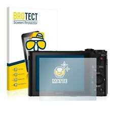 Sony Cyber-Shot DSC-WX500 , 2 x BROTECT® Matte Screen Protector, anti-glare