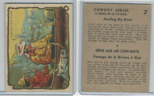 V290 Hamilton, Cowboy Series, 1930's, #7 Fording The River