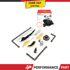 Timing Chain Kit Water Pump for 08-15 Audi A3 A4 A5 A6 TT Quattro Volkswagen 2.0