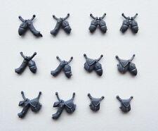 Warhammer 40K x12 Eldar Harlequin Troupe Grenades & Pouches