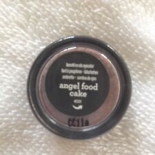 BareMinerals Eye Color ~ Angel Food Cake ~ NEW and SEALED - Limited Edition!