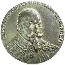 Sverige-SVEZIA (GUSTAV II ADOLF) Medal 76 mm.
