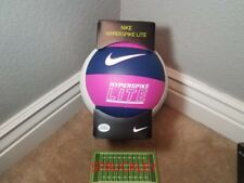 NIKE HYPERSPIKE LITE INDOOR GAME BALL VOLLEYBALL, NEW, OFFICIAL SIZE (5)