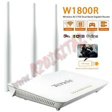 ACCESO POINT TIENDA DUAL BAND ROUTER USB WIRELESS N300 PRINT SERVER DISCO DURO