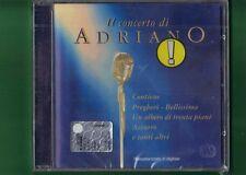 ADRIANO CELENTANO IL CONCERTO CD NUOVO SIGILLATO