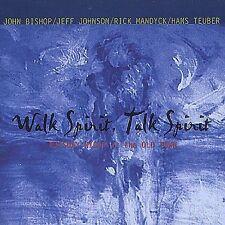 Walk Spirit, Talk Spirit by John Bishop (Producer) (CD, Apr-1999, Origin