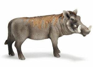 NEW SCHLEICH 14611 African Warthog Boar - RETIRED - Wild Life