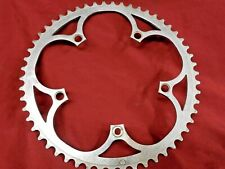 1988 Vintage Campagnolo 54-As C-Record Road Chainring 54t x 135 mm Bcd Silver