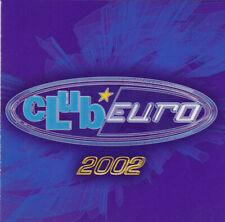 Club Euro 2002 - Various Artists ( CD,2002 )