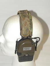 Cover Headset Hearing Protection Pad Peltor ComTac MSA Sordin Kryptek Mandrake