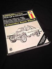 Haynes Nissan Datsun Pick-up Pathfinder 1980 Thru 1996 Pathfinder 1987 Thru 1995