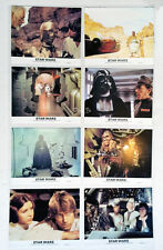 Star Wars International Lobby Card Set of 8 - Poster - A New Hope - 1977  - NM