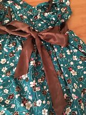 "VALLEY GIRL DRESS  Size 10 ""AS NEW"""