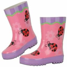 Wellington Boots Slip - on Medium Width Shoes for Girls