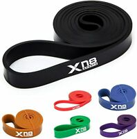 XN8 Resistance Bands Pull Up Assist Exercise Push Up Fitness Gym Yoga Workout US
