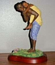 "Thomas Blackshear's Ebony Visions Daddy'S Girl 10.5"" Statue Limited Edition"