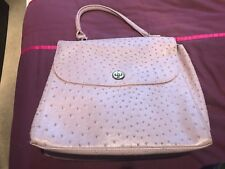 Pink Rose Leather Effect HANDBAG AVON