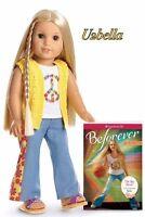 American Girl Beforever Julie Doll & Paperback Book NEW GLOBAL SHIPPING