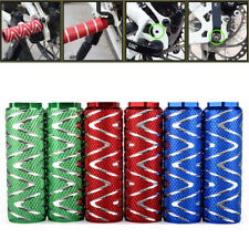1 Pair MTB BMX Bikes Alloy Foot Grip Axle Lever Cylinder Stunt Pegs Footrest