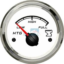KUS Black Water Gauge Boat Holding Tank Waste Level Gauge WEMA 240-33ohms 12/24V