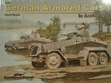Squadron Signal publications 52050, German Armored cars.