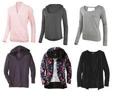 Damen Shirt Wellness Yoga-Shirt Sport Funktionshirt Bequem Super Tragekomfort