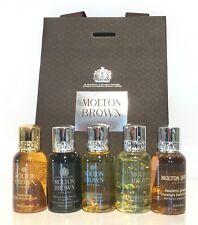 Molton Brown Ladies Body Lotion/Hair Wash/ Shower Gel/Gift Set  5 x 30ml Bottles