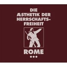 ROME - DIE AESTHETIK DER ...-BAND 3  CD NEU