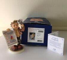 """Hummel """"PROCLAMATION"""" Boston, MA  # 2095 • TMK8  - Original Box and Certificate"""