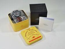 Fossil Armbanduhr, Herren, The Minimalist FS5305, Leder, Braun - Neu & OVP
