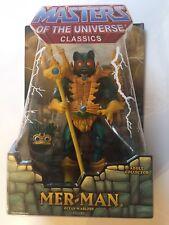 Masters Of The Universe Classics MER-MAN 2009 First Rlease MOC MOTUC HE-MAN
