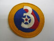 United States WW2 3rd Army Air Force Patch