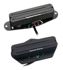 Seymour Duncan STHR-1s Hot Rails Tele Pickup SET, STHR-1n Neck + STHR-1b Bridge
