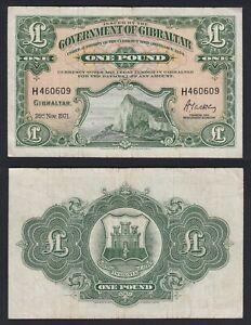 Gibilterra 1 pound 1971 BB/VF  B-04