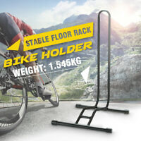Bike Bicycle Free Standing Roll On Floor Storage Rack Bike Repair Rack Stand