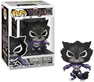 Marvel Venom - Venomized Rocket Pop! Bobble-Head #515