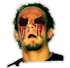 Dark Light Gouged Ripped Out Eyes Latex Appliance Halloween Prosthetic Make-up