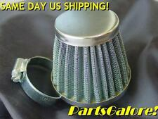 Air Filter, Universal K&N style, 35mm 80mm long Scooter ATV Motorcycle