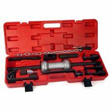 13PC Heavy Duty Dent Puller w/10lbs Slide Hammet Auto Body Truck Repaiv Tool Kit
