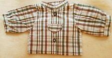 Plaid Shirt for 36-40 cm Bears Incredible Great handarbeit