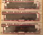 HO Proto 1000 Pennsylvania Erie Built A-B-A Powered Diesel Locomotive Set PRR
