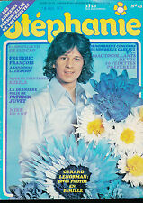 STEPHANIE 23/73 GERARD LENORMAN SHEILA JUVET MIKE BRANT CLAUDE FRANCOIS