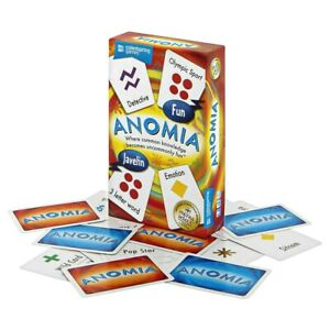 Anomia Card Game Common Knowledge Becomes Uncommonly Fun Multiplayer Card Game