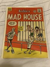 Archie's Mad House #22 - 1ST Sabrina The Teenage Witch Archie Comics 1962