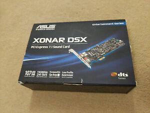 ASUS XONAR DSX PCI-e 7.1 internal sound card