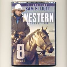 8 Western movies, new DVDs, Sam Elliott, John Wayne, Willie Nelson, Helen Hunt