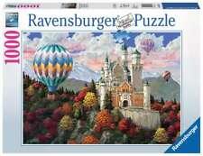 Neuschwanstein Daydream 1000 Piece Puzzle (Ravensburger)