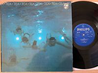 Tea - Self Titled Debut - Excellent 1st UK Philips 6305238 Hard Prog Vinyl LP
