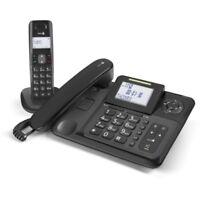 Doro Comfort 4005 Combo Seniorentelefon mit Mobilteil&Anrufbeantworter Festnetz